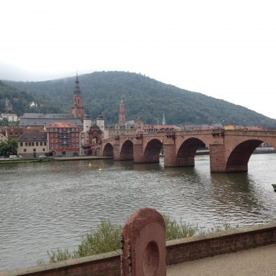 Old Heidelberg Bridge