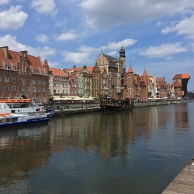 Gdansk Harbor
