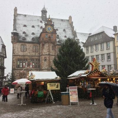 Marburg Town Hall