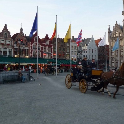Bruges Market Square