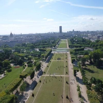 Champ De Mars Park