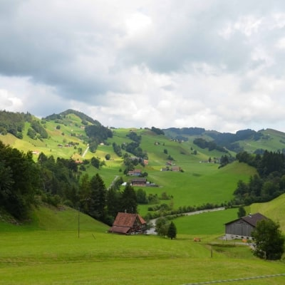 Appenzell District