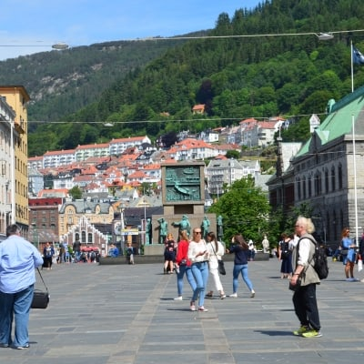 Bergen Central Square