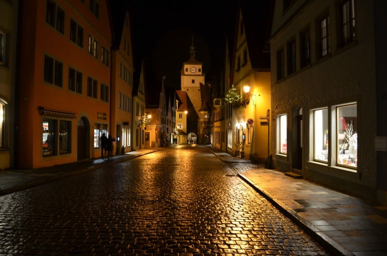 Rothenburg ob der Tauber Germany