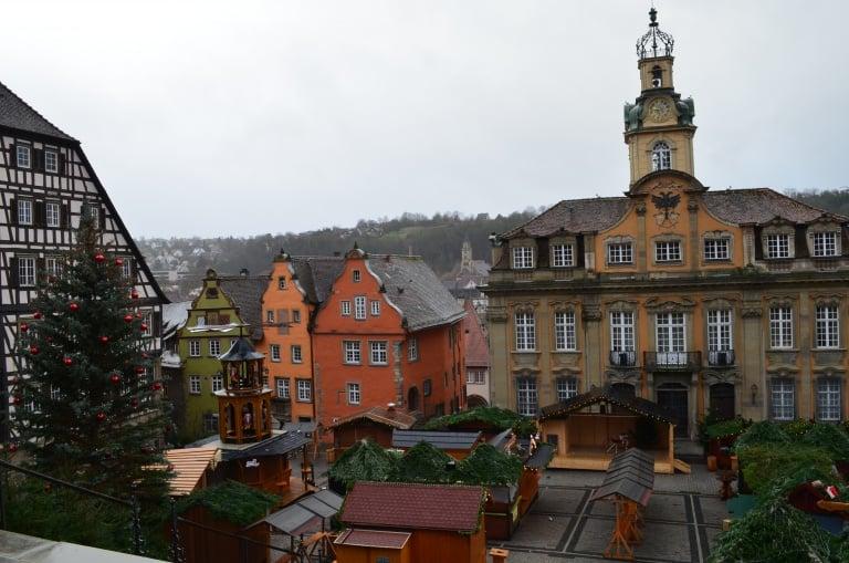 Schwäbisch Hall Germany