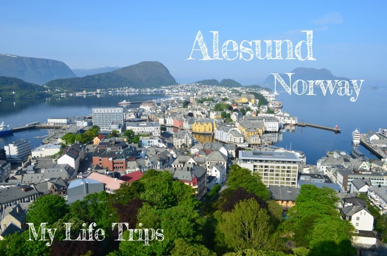 alesund video