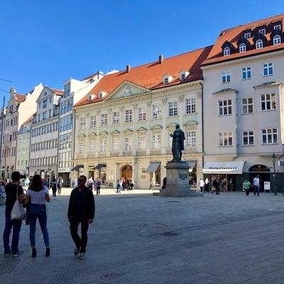 Fuggerplatz