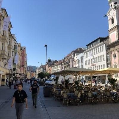 Maria Theresien Street