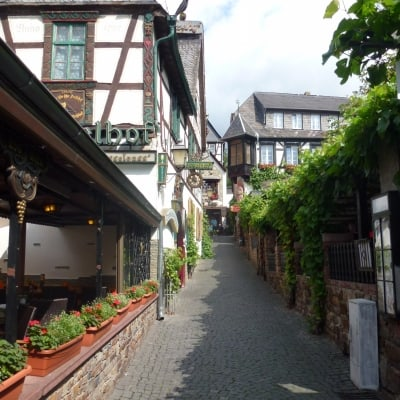 Rudesheim Am Rhein